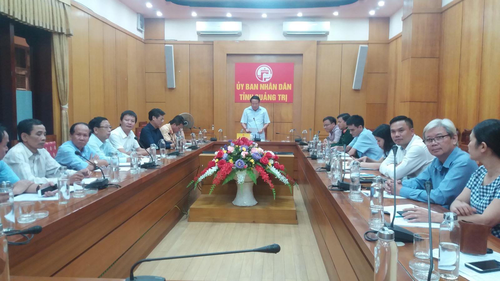 Hội nghị trực tuyến sơ kết công tác đảm bảo trật tự an toàn giao thông 9 tháng đầu năm 2019