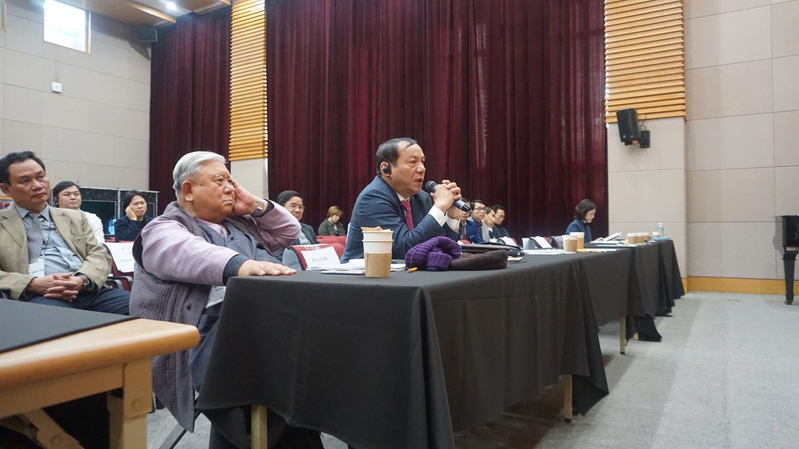 Bí thư Tỉnh ủy Nguyễn Văn Hùng dự Diễn đàn hợp tác phát triển lần thứ 22 tại Hàn Quốc