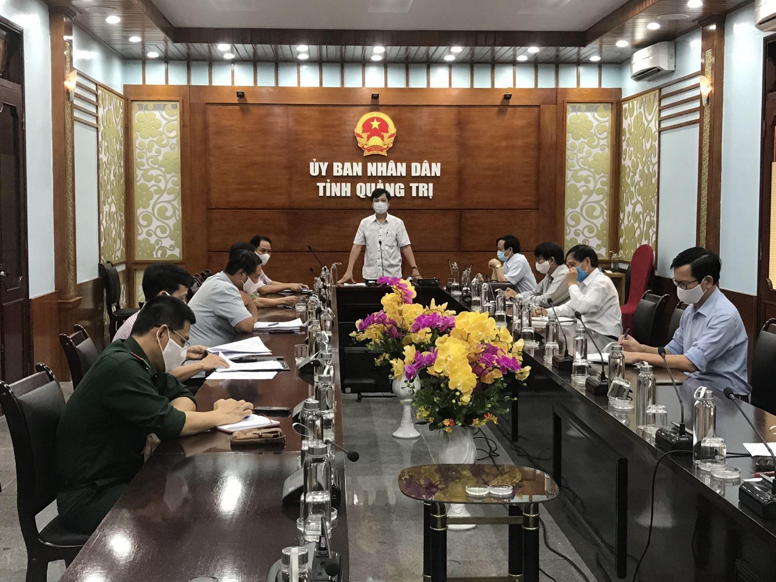 Ban Chỉ đạo phòng chống dịch Covid-19 tỉnh triển khai giải pháp phòng chống dịch trong tình hình mới