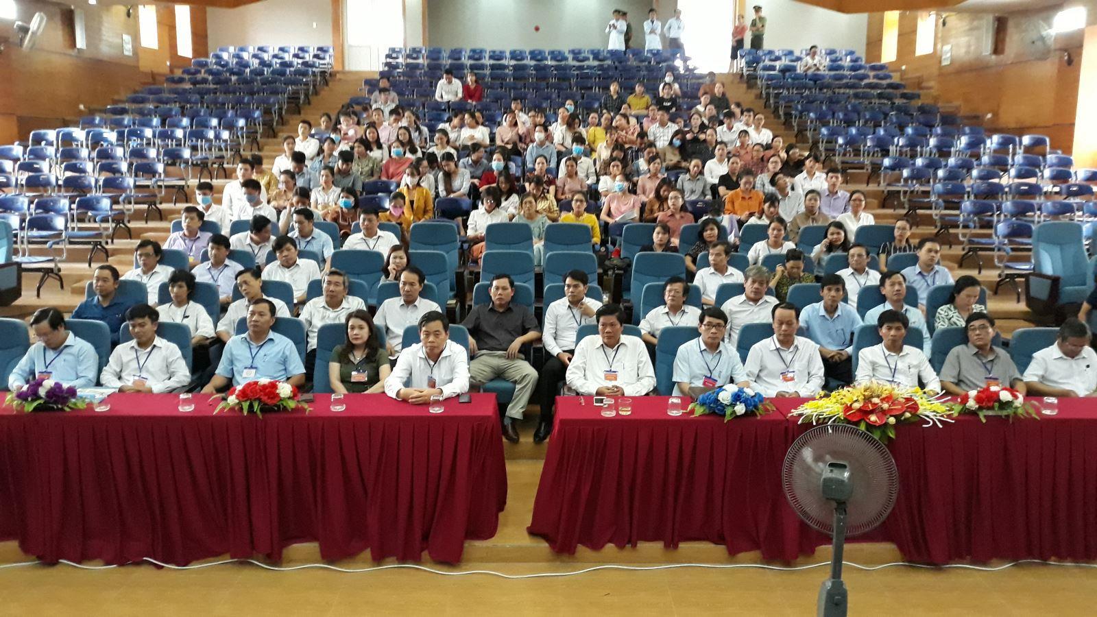 195 thí sinh tham dự kỳ thi công chức, viên chức tỉnh Quảng Trị lần thứ IV