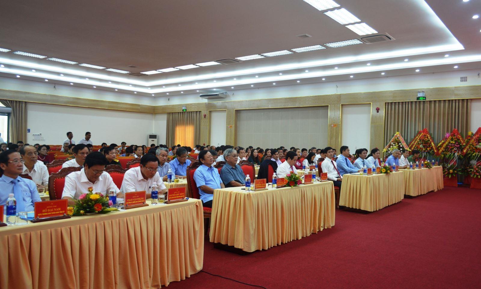 Kỷ niệm 90 năm truyền thống công tác dân vận của Đảng