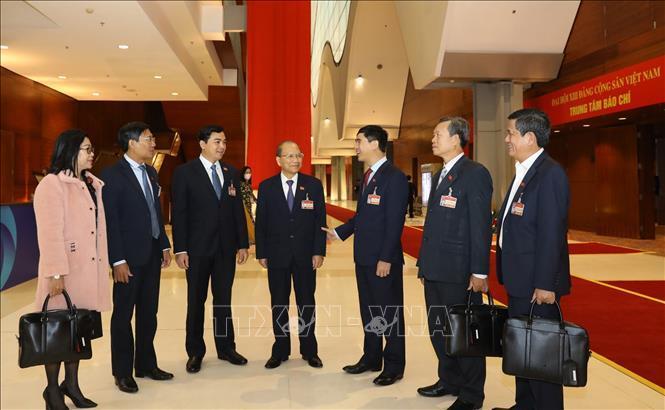 Đoàn đại biểu tỉnh Quảng Trị viếng Chủ tịch nước Trần Đại Quang