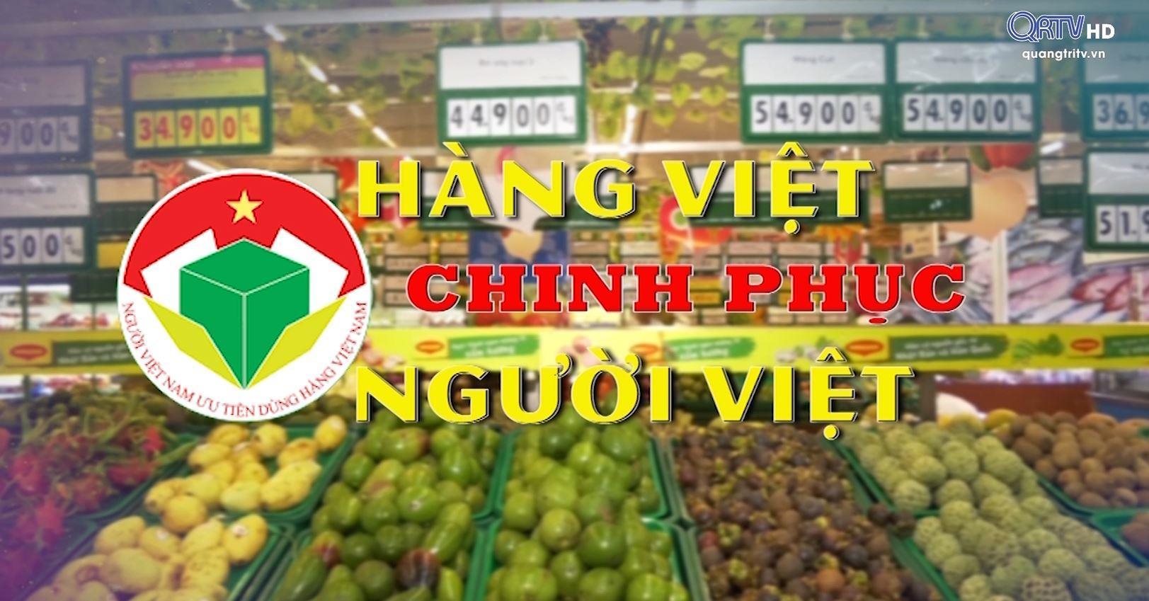 Hàng việt chinh phục người Việt (14.04.2021)